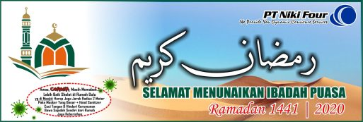 Selamat Menjalankan Ibadah Ramadhan 1441 2020 di Tengah Covid 19