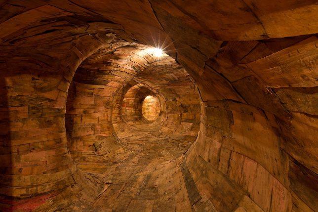 Bangunan labirin
