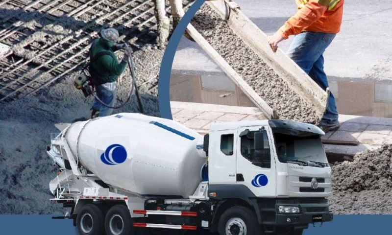 Langkah mengeringkan beton