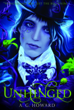Unhinged by A.G. Howard