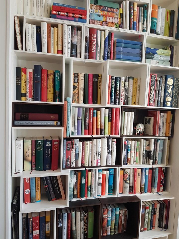 Lieblingsautoren – Murakami, Boyle, Tusset