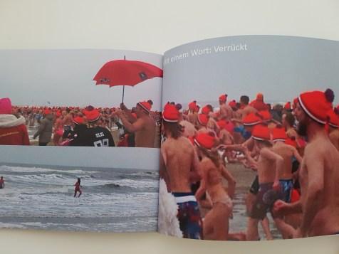 Neujahrsschwimmen Zandvoort