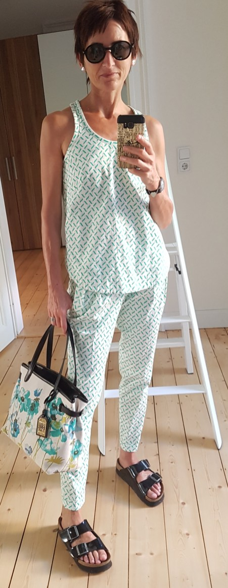 Outfit of the Day: Baumwolle