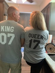 King & Queen of this family
