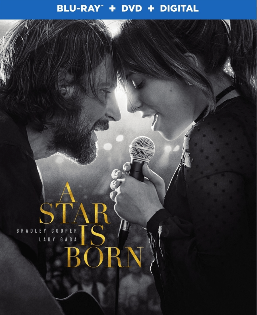 """A STAR IS BORN"" НА DVD/BLU-RAY УЖЕ В ФЕВРАЛЕ!"