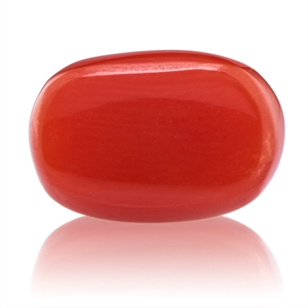Coral (Moonga) - 5.44 carat from Italy