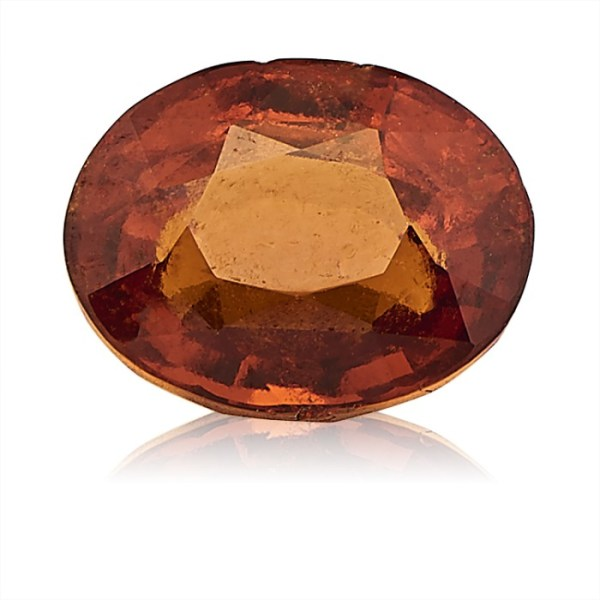Gomed(Hessonite) - 3.8 carat from Taiwan