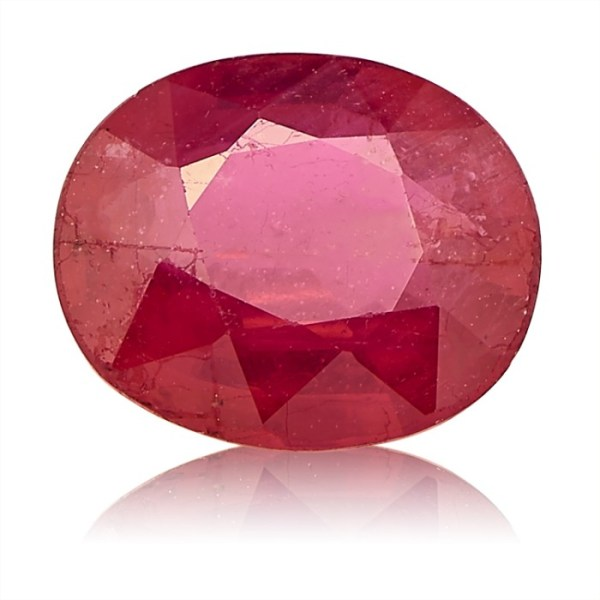 Ruby (Manik) - 4.75 carat from Africa