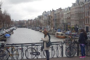 Canals and bikes