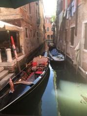 Canals with Gondolas