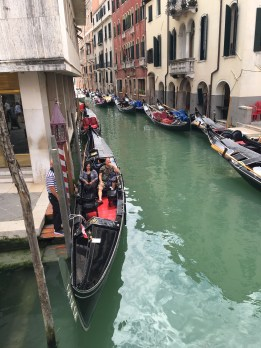 Canals with Gondolas