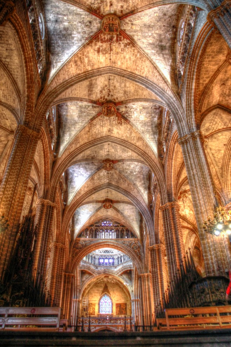 Cathedral Barcelona 4