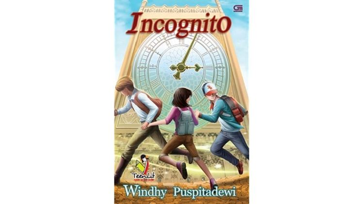 [Review] Incognito – Windhy Puspitadewi (2009)