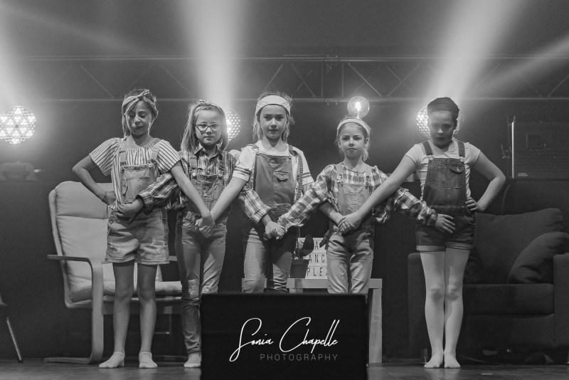 Danse enfants, spectacle
