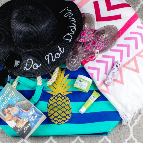 BEACH TRIP ESSENTIALS MY PERFECT WORLD