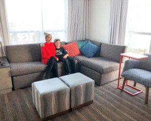 STAYCATION AT HYATT HOUSE ORLANDO