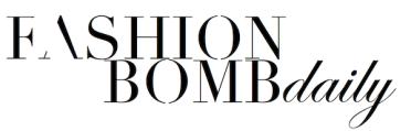 Fashion Bomb Daily Logo