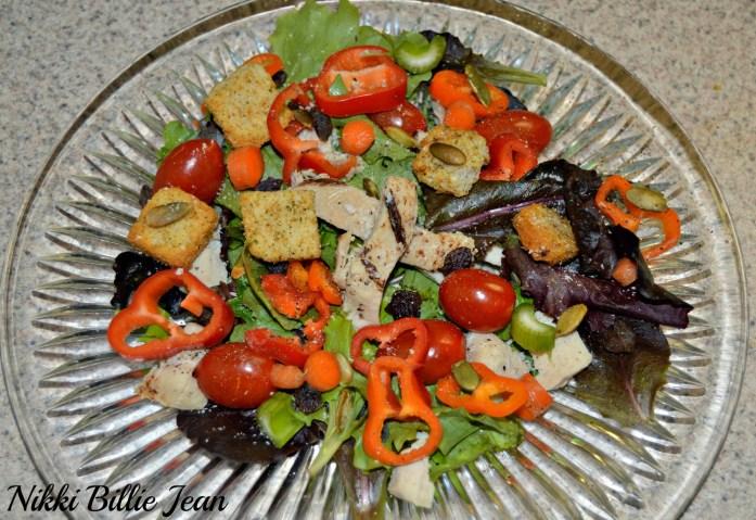 Homeade Organic Spring Mix Salad