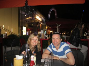 With Al at Southbank