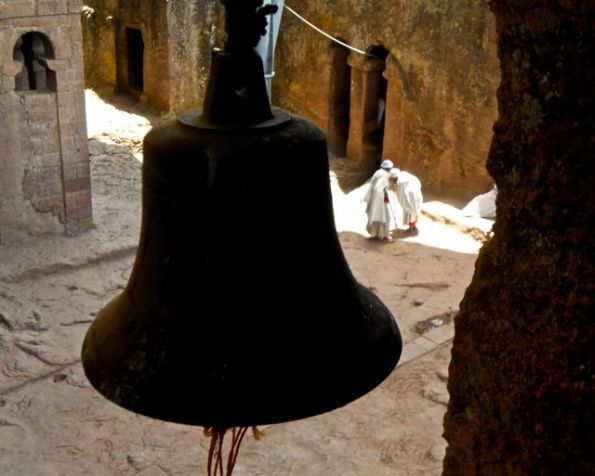 Lalibela churches