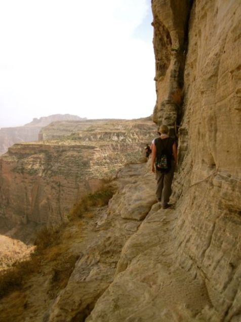 On our way