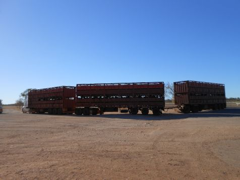 Typical road train