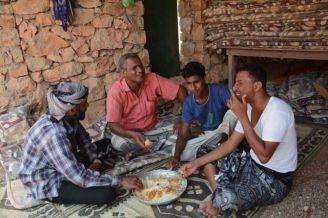 Lunch Socotran style