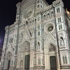 Il Duomo at night. Photo by Nikki A. Greene.