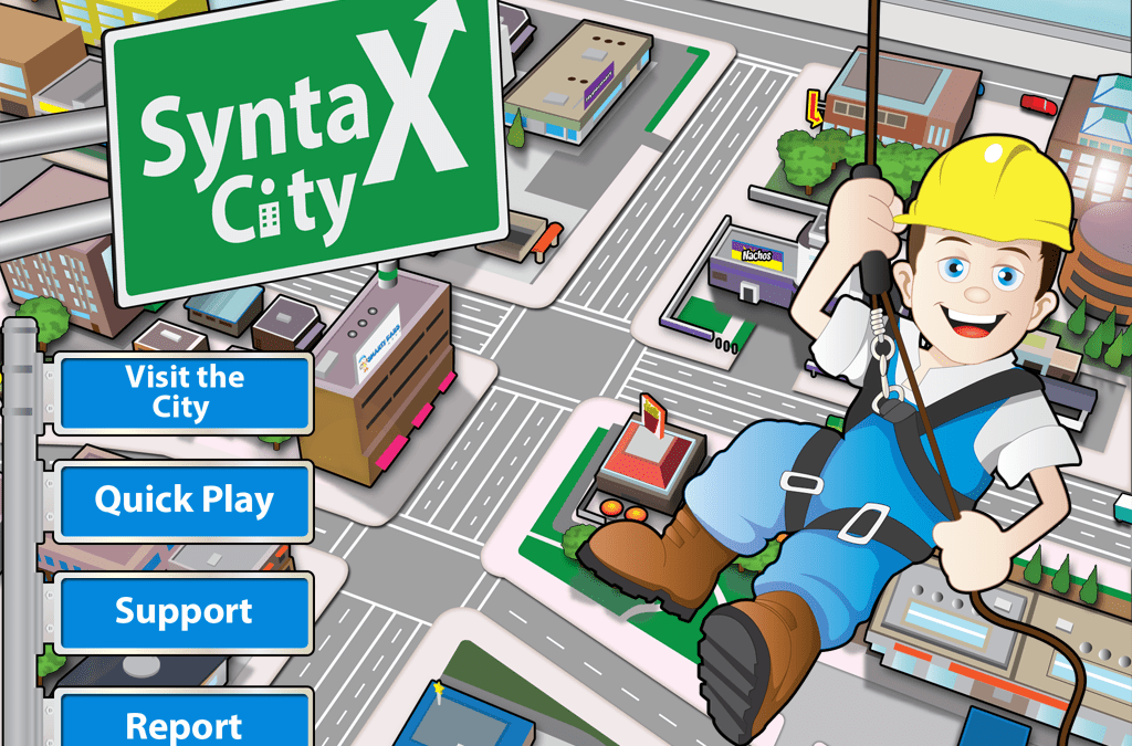 Syntax City – App Review