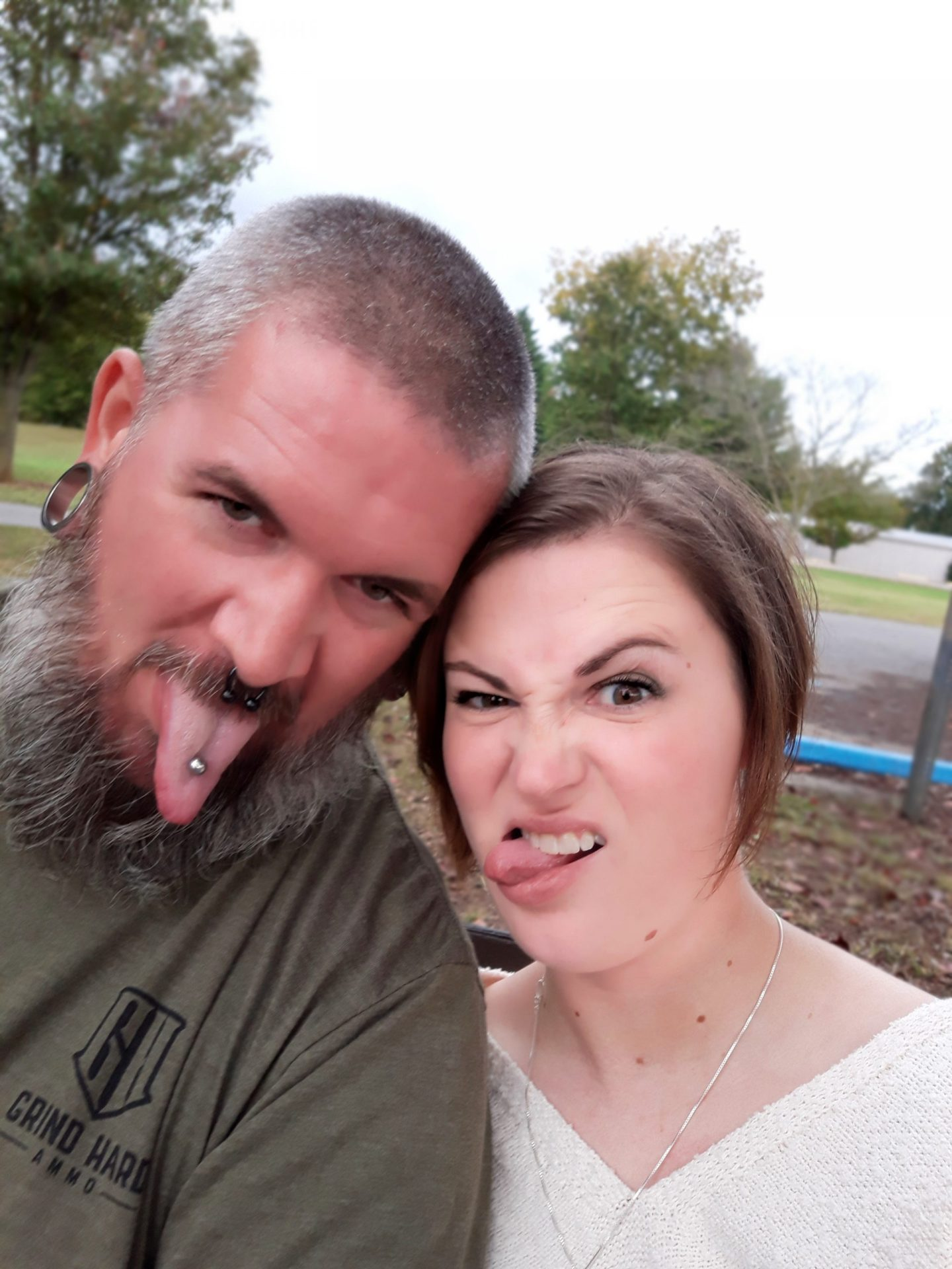 Nikki and Davis