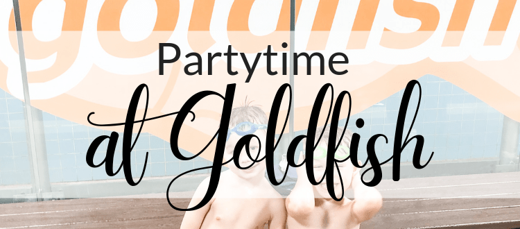 Partytime At Goldfish