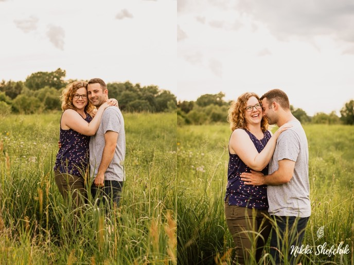 appleton summer family photography at purdy preserve by nikki shefchik photography