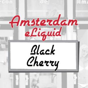 Amsterdam e-Liquid Black Cherry
