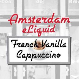 French Vanilla Cappuccino e-Liquid