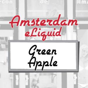 Amsterdam e-Liquid Green Apple