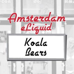 Amsterdam e-Liquid Koala Bears