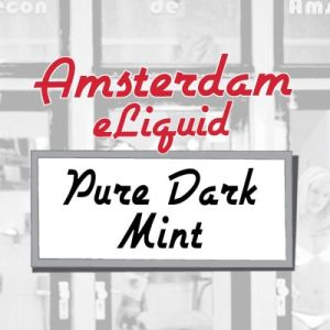 Amsterdam e-Liquid Pure Dark Mint