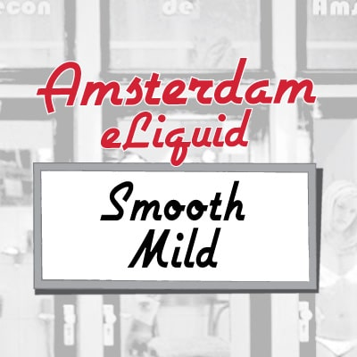 Amsterdam e-Liquid Smooth Mild