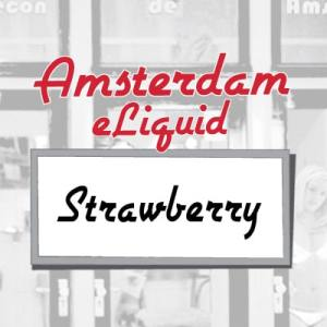 Amsterdam e-Liquid Strawberry