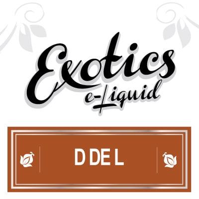 Exotics e-Liquid D De L