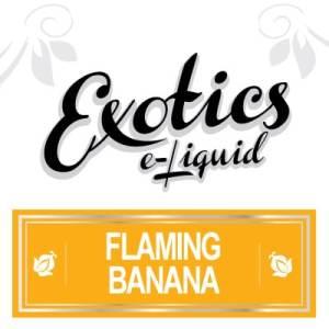 Flaming Banana e-Liquid