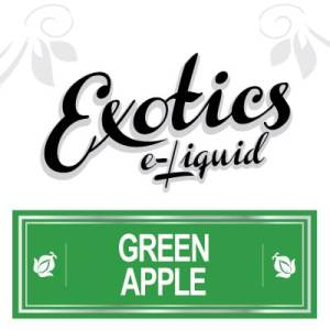 Exotics e-Liquid Green Apple
