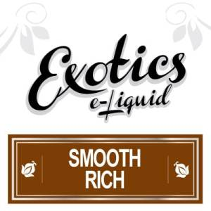 Exotics e-Liquid Smooth Rich