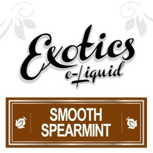 Exotics e-Liquid Smooth Spearmint
