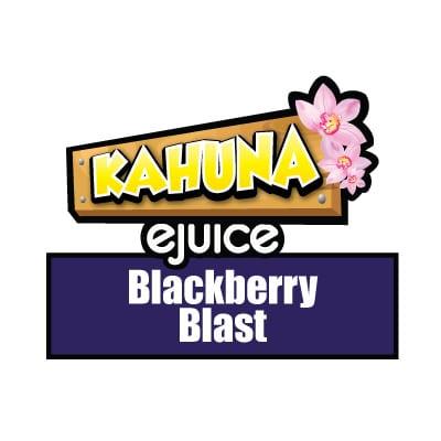 Kahuna eJuice Blackberry Blast