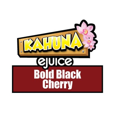 Bold Black Cherry e-Liquid