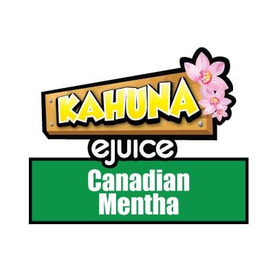 Kahuna eJuice Canadian Mentha