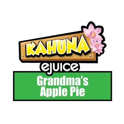 Grandma's Apple Pie e-Liquid