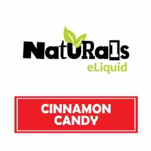 Organic Cinnamon Candy e-Liquid