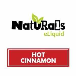 Naturals e-Liquid Hot Cinnamon